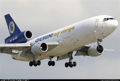 ngc mcdonnell douglas dc   gemini air cargo radek oneksiak jetphotos