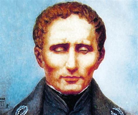 biography famous person louis braille biography childhood life achievements