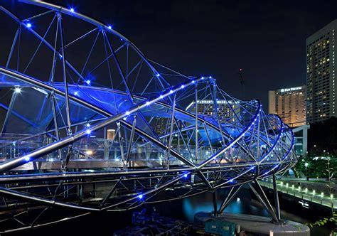 helix bridge helix bridge architizer