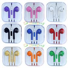 apple headphones colors colored apple headphones happeee shiny colored 3 5mm