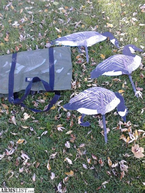 goose hunting layout blinds sale armslist for sale goose decoys and layout blind