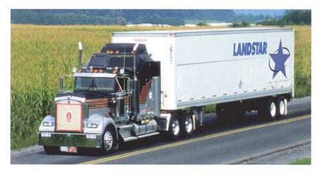 Downplays Weight Issue by Eld Driven Capacity Issue Not Likely Says Landstar Fleet