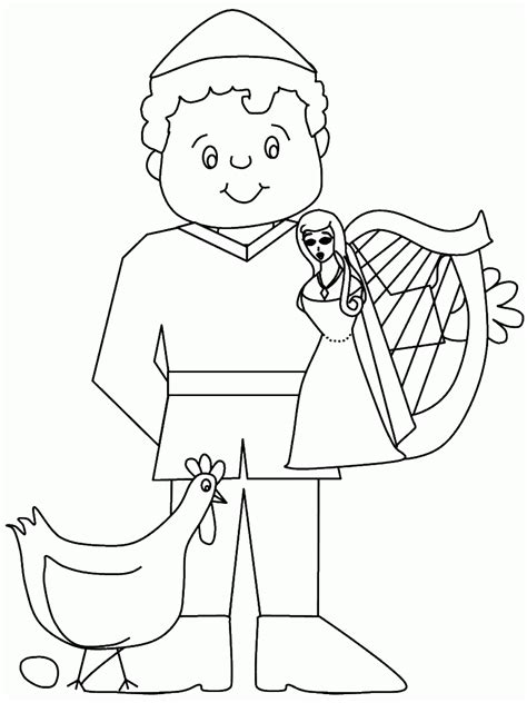jacks of color beanstalk coloring pages finding nemo seagulls