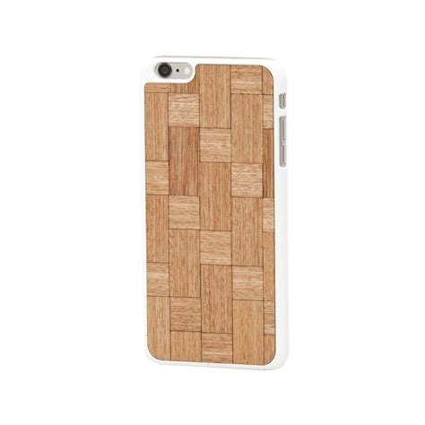 Indocustomcase Colection Iphone 7 Plus 8 Plus Cover wood d mahogany twist cover iphone 8 plus 7 plus cover in legno classic collection