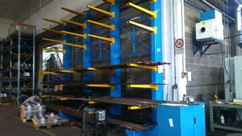 scaffali cantilever scaffalature cantilever cantilever per legname e metalli