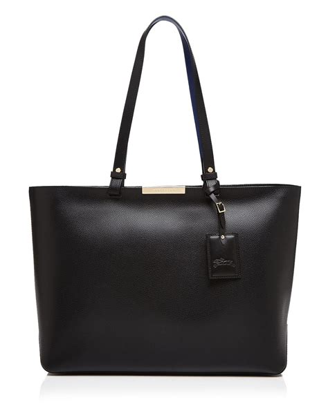 adidas handtaschen 3997 lyst longch le foulonne city large tote in black