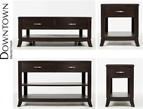 Coopers Furniture by Cary Occasional Tables Accent Tables Consoles Chests