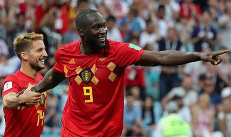 belgium vs panama world cup result belgium 3 0 panama romelu lukaku and