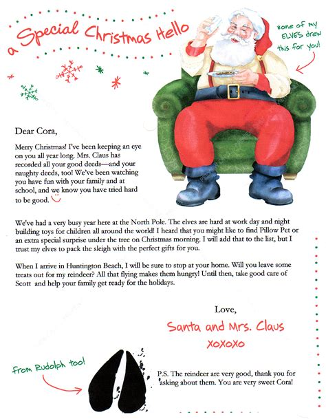on the shelf letter from santa template on the shelf letter from santa new calendar template site