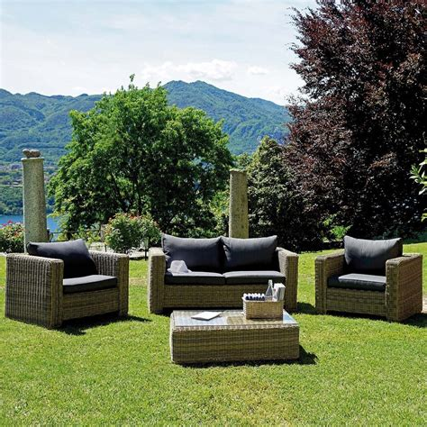 salottino da giardino salottino da giardino by outdoor selection