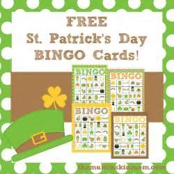 free st s day printable bingo cards the multi taskin