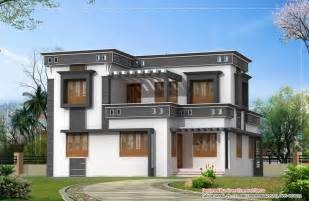 New Homes Plans House Plans And Design New Contemporary House Plans In Kerala