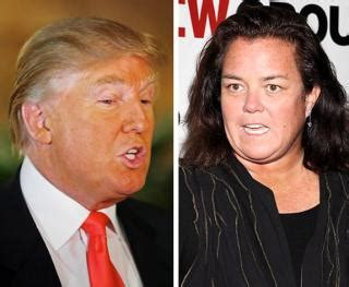 Deathmatch Donald Vs Rosie Odonnell by Donald Vs Rosie O Donnell Photos Worst