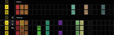 pattern matrix definition renoise 2 8 gets more usable 64 bit trackers 4ever cdm