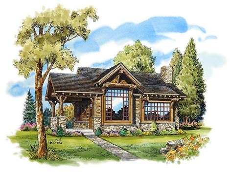 craftsman cabin log cabin craftsman house plan modest log cabins