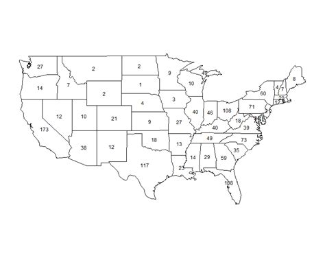 map us states r add numbers to united states map help r r studio