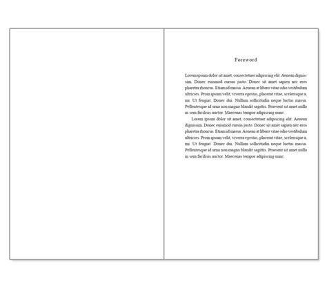 free word book template book templates for microsoft word