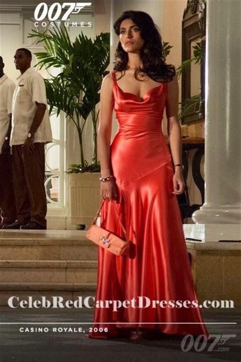 Dress Catarina caterina murino casino royale 007 split dress satin