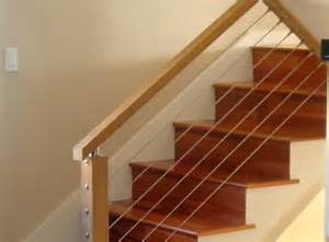 Cable Banister Kit Stair Cable Railing Modern Staircase By Ultra Tec
