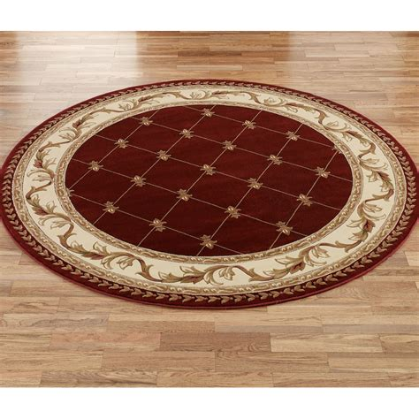 Circular Area Rug Touch Of Class Area Rugs American Hwy