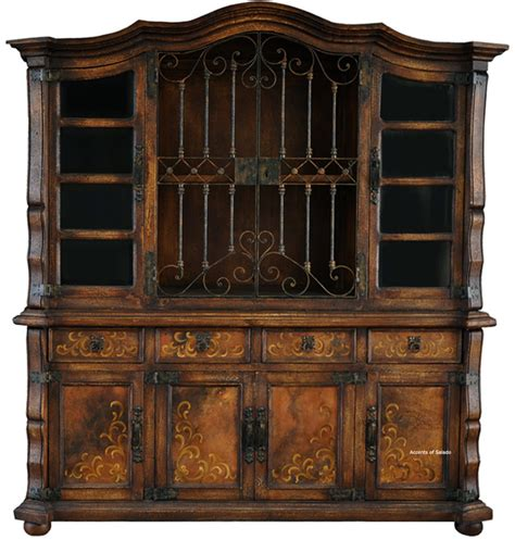 dining room armoire dining furniture hutch room ornament