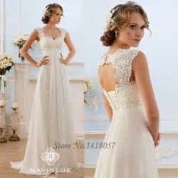 summer cheap empire maternity wedding dresses 2015 lace