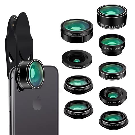 best in cell phone lens attachments helpful customer reviews