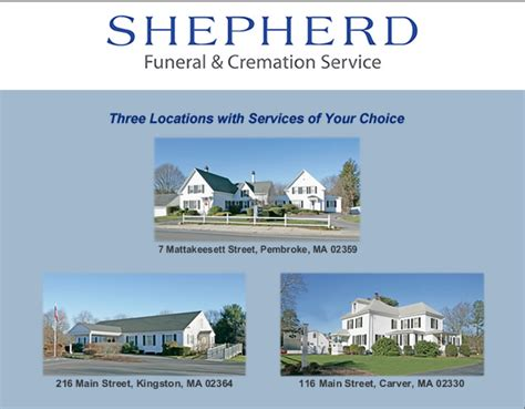 shepherd funeral homes kingston ma reviews photos