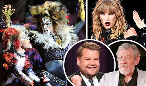 taylor swift cats movie cats the musical film version coming with taylor swift