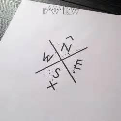 compass tattoo minimalist compass tattoo for wrist minimalist geometric tattoo