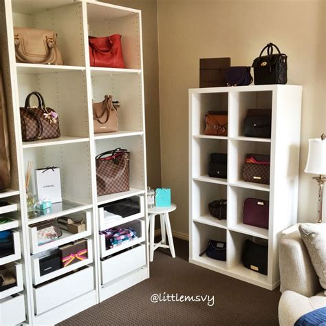 25 best ideas about handbag storage on purse