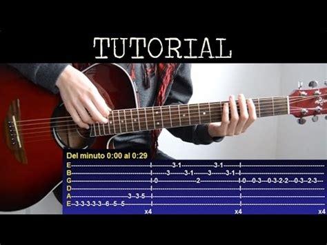 Youtube Tutorial De Guitarra | c 243 mo tocar la cumbia tiro al blanco tutorial de guitarra