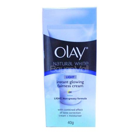 Olay White Fairness olay white light instant glowing fairness 40g