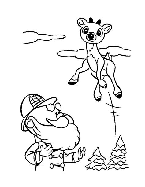 rudolph head coloring page rudolph head coloring page coloring pages