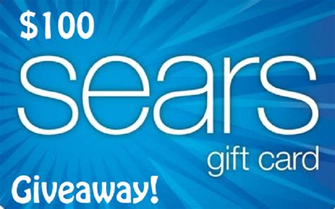 Sears Gift Card Deals - sears blackfriday deals and a 100 sears gift card giveaway mom blog society