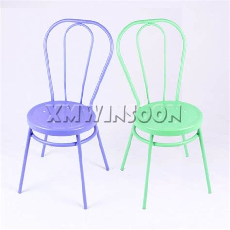 colorful metal dining chairs ac2211 furniture