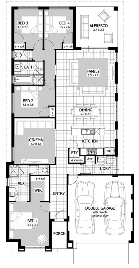 villa floor plans australia 1000 images about house plans on pinterest house plans