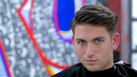 mens layered vs tapered men s tapered haircut thesalonguy youtube