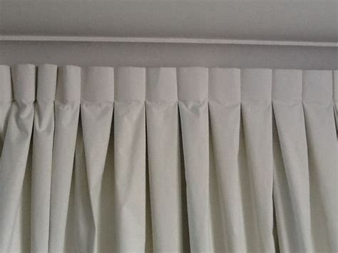 Inverted pleat reverse pinch pleat noosa screens and curtains screens blinds awnings