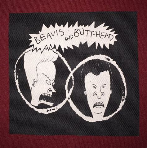 Beavis And Butthead Backpatch 72 best images about i the 90s tv edition on ace ventura pet detective