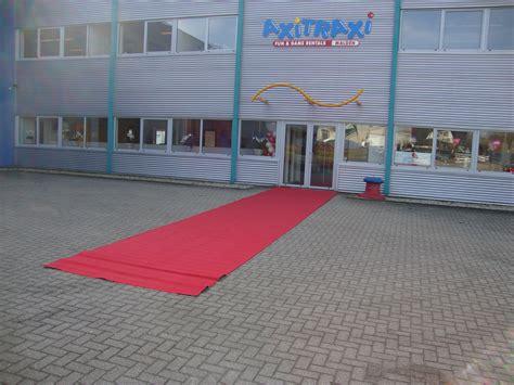 roter teppich mieten rode loper 10 x 2 meter axitraxi