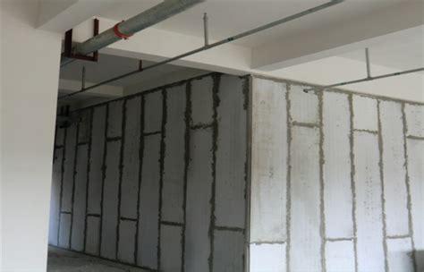 Construction Prefab Hollow Core Mgo Wall Panels Sound