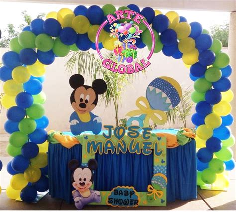 Baby Mickey Baby Shower Ideas by Baby Shower Mickey Mouse Home Design Ideas