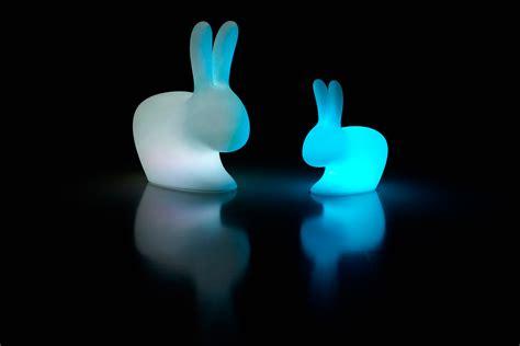 rabbit lamp outdoor led qeeboo