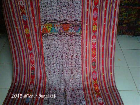 desain baju gamis sehari2 tenun buna ntt kain tradisional cantik memikat mata