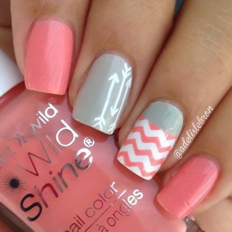 easy pattern for nails 15 nail design ideas that are actually easy to copy