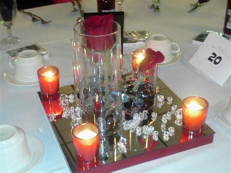 Vases Wedding Centerpieces Diy Centerpieces For Cheap Vases Rocks Candles From