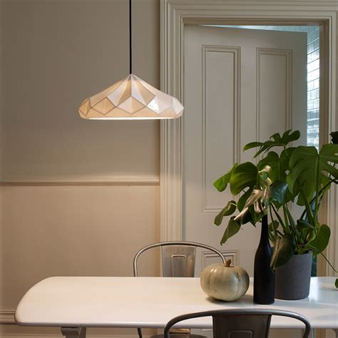 Dining Room Lighting Uk Hatton Pleated Lights By Original Btc Decoration Uk