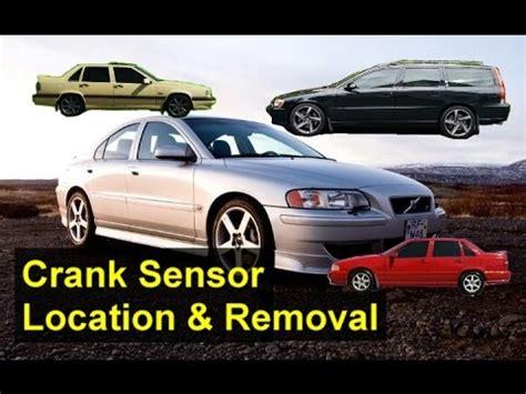 volvo locations crank sensor location volvo s80 s60 v70 s70 xc90 etc