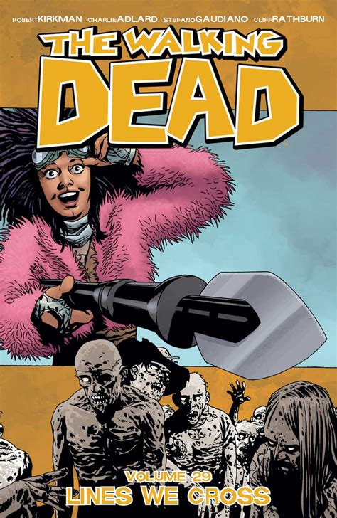 the walking dead vol 2 us the walking dead 177 and volume 29 covers revealed